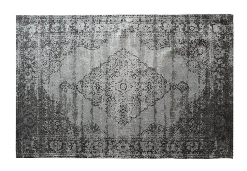 Brix Vloerkleed 'Kelly' 200x290 cm, kleur Dove grey