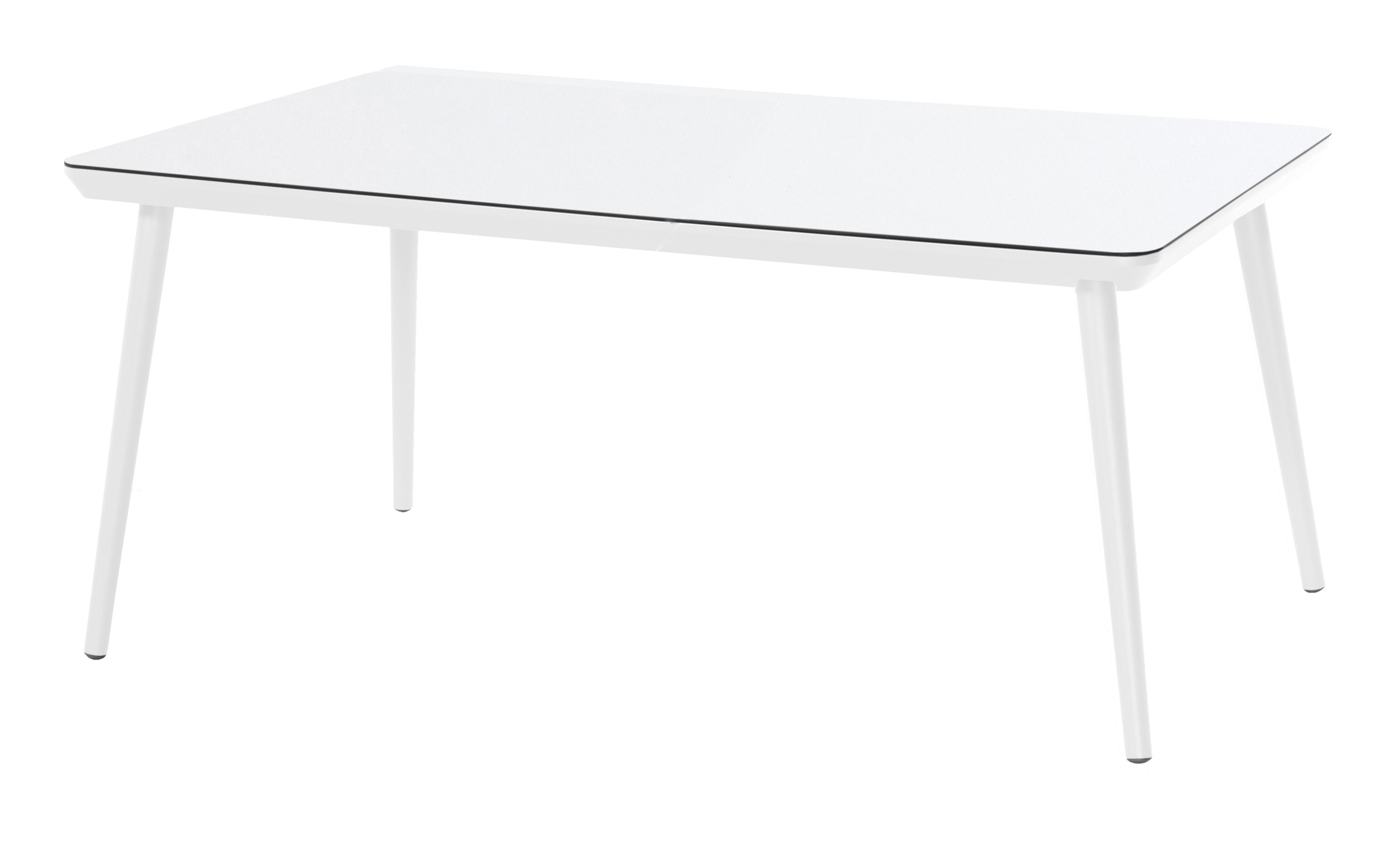 Hartman Tuintafel 'Sophie Studio' HPL, 170 x 100cm, kleur Wit