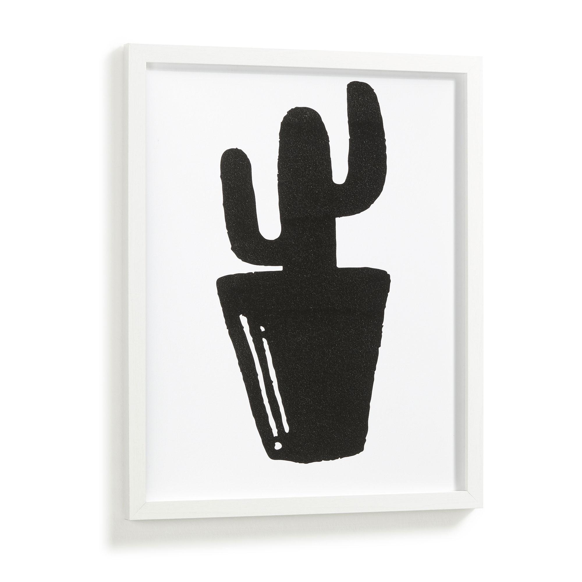 Kave Home Wandbord 'Apec' Cactus