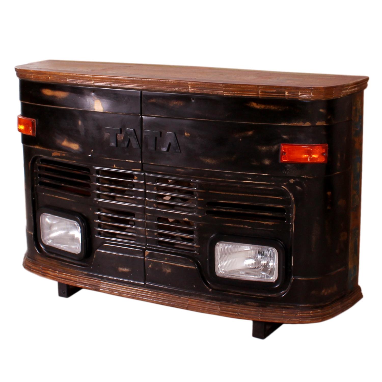 Artistiq Bar Tata Truck Small, kleur zwart