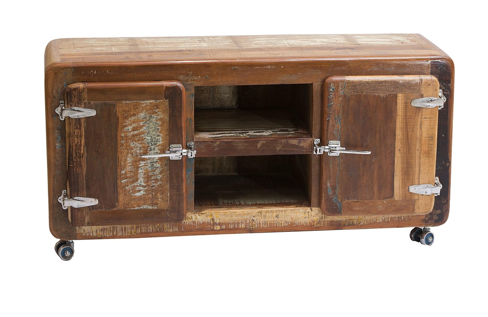 Artistiq Tv-meubel 'Fridge' met 2 deuren van Artistiq Living