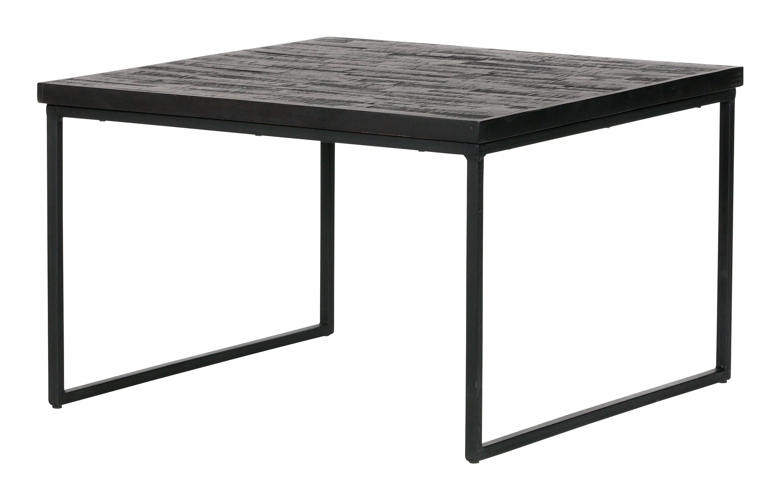 BePureHome Bijzettafel 'Sharing' 60cm, kleur Zwart Tafels   Bijzettafels kopen