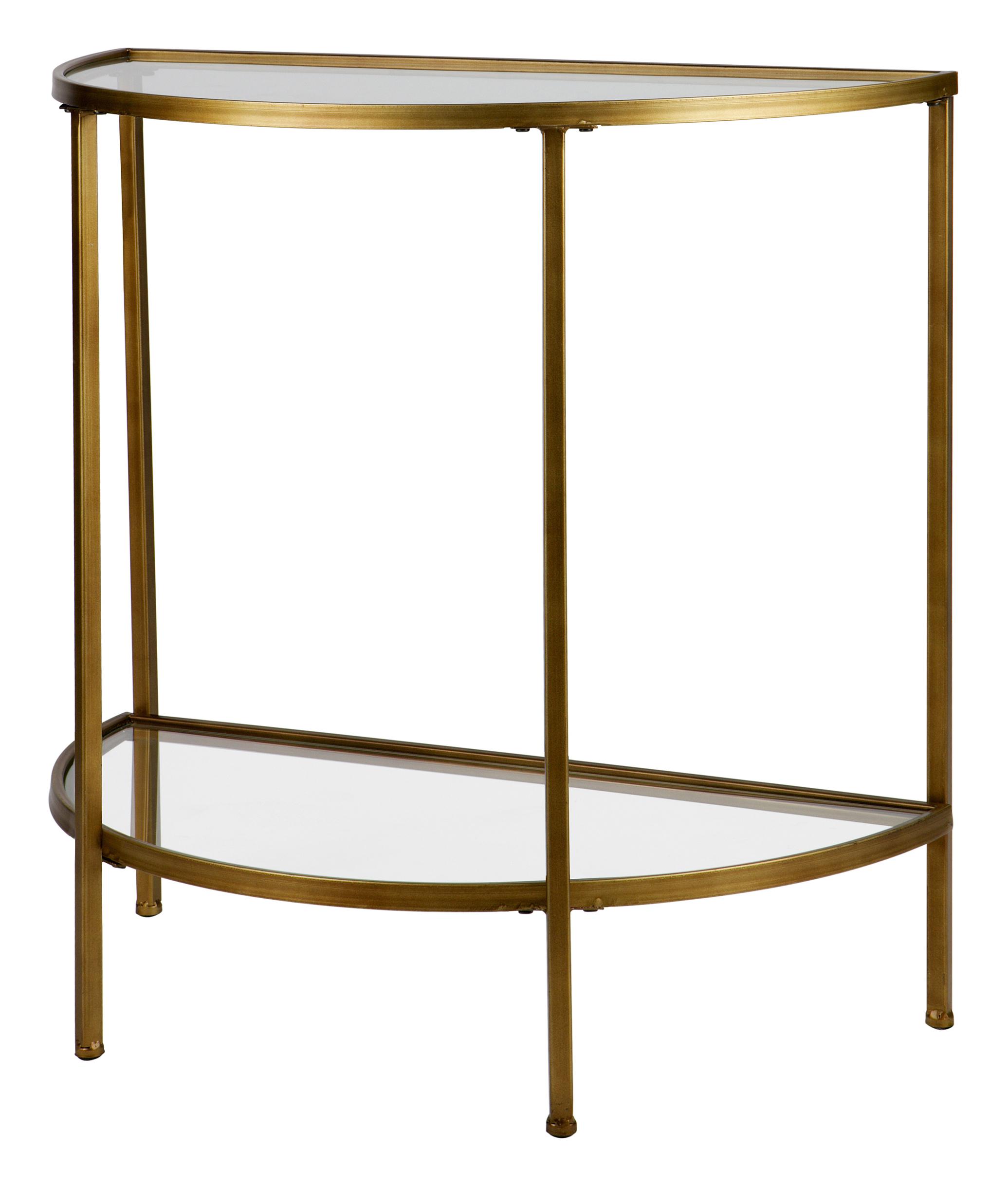 BePureHome Side-table 'Goddess', kleur Antique Brass Tafels   Sidetables kopen