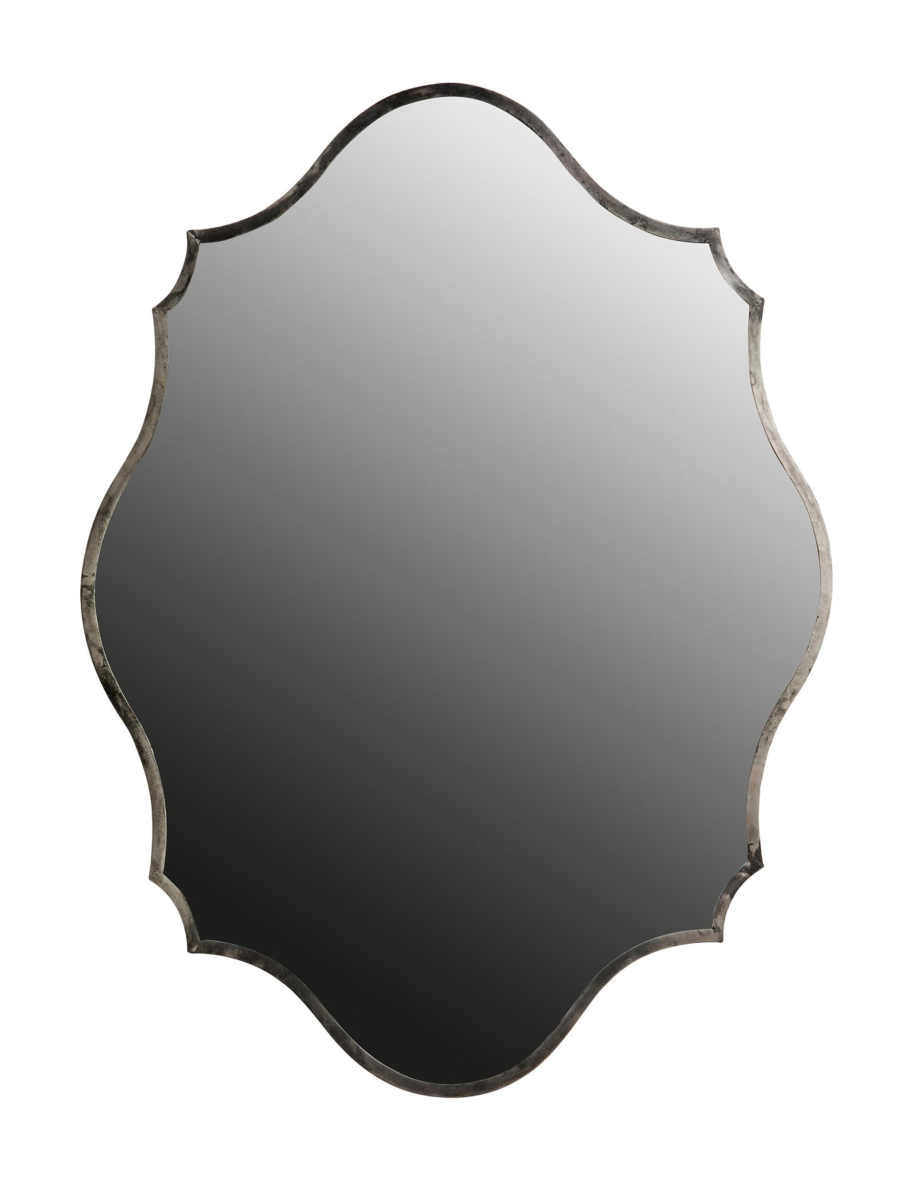 BePureHome Spiegel 'Gorgeous' 70 x 94cm, kleur Zilver BePureHome 31360 kopen