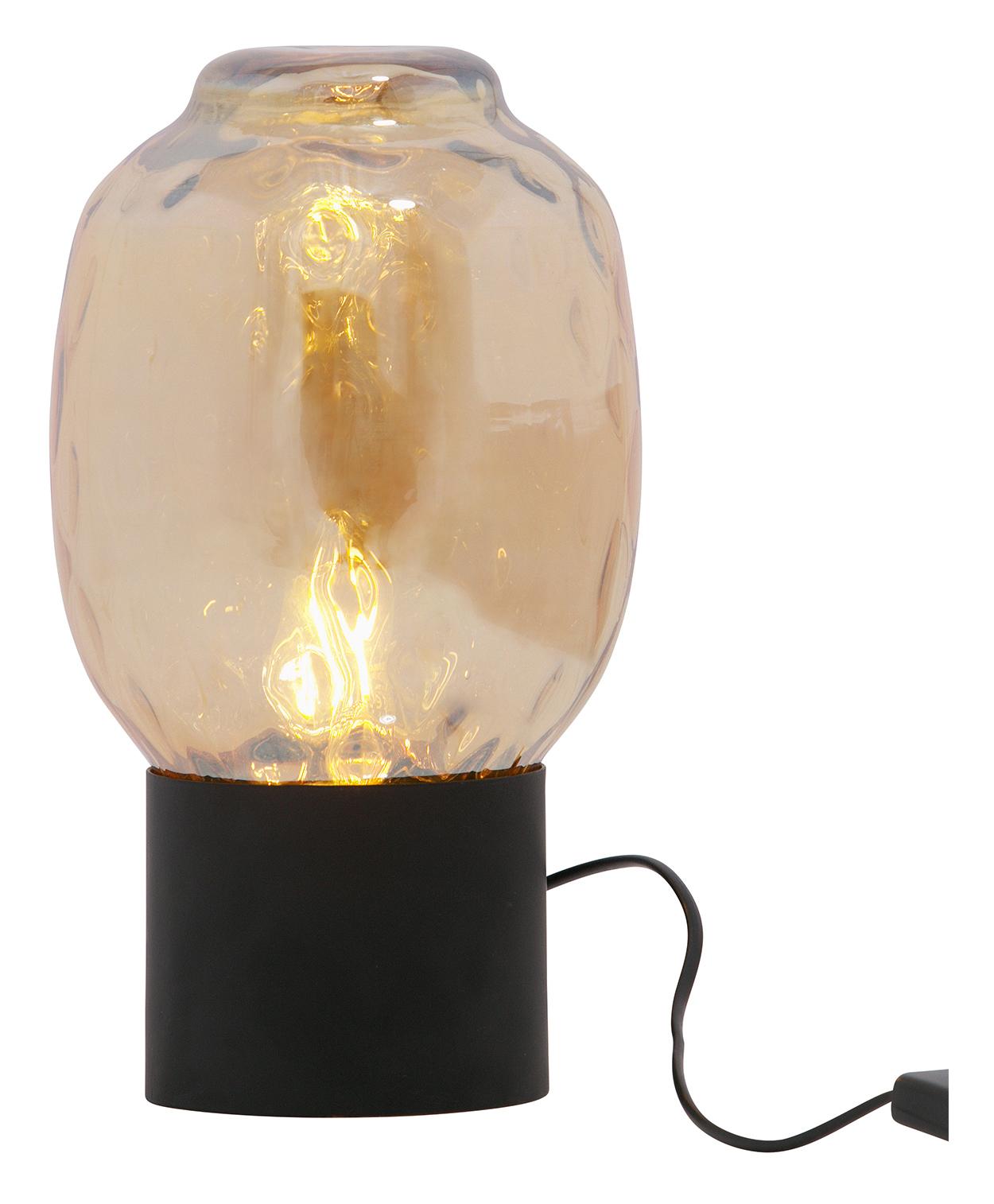 BePureHome Tafellamp 'Bubble' Maat L, kleur Antique Brass  kopen