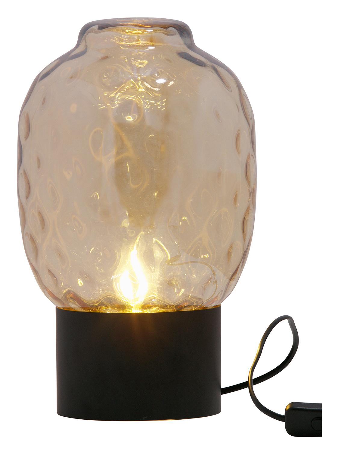 BePureHome Tafellamp 'Bubble' Maat XL, kleur Antique Brass Verlichting | Tafellampen kopen