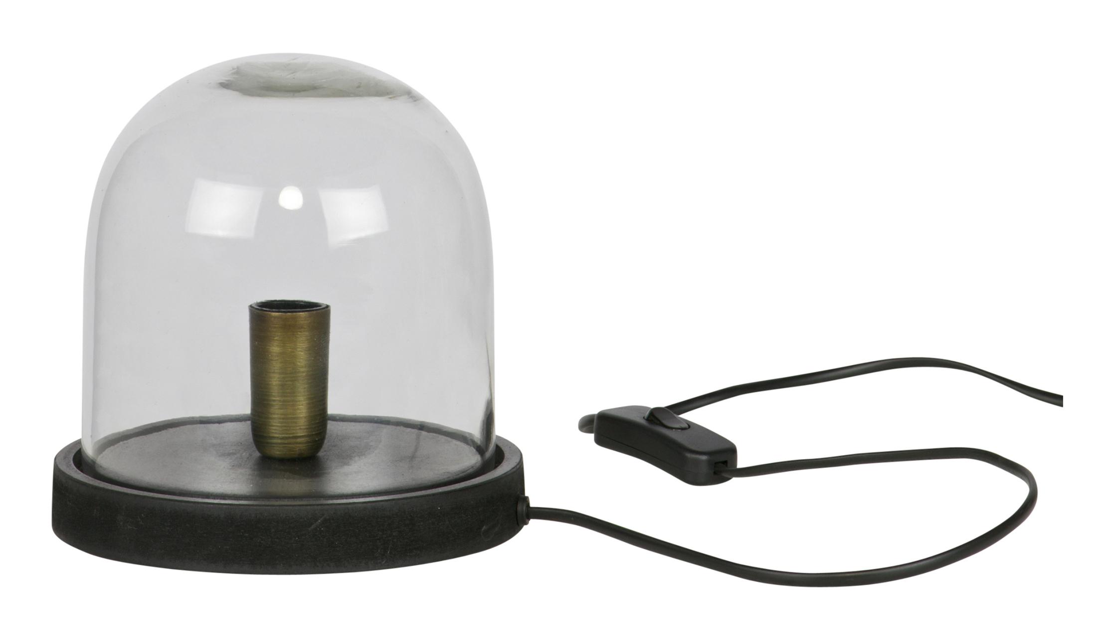 BePureHome Tafellamp 'Cover' Stolp Laag, kleur Zwart Verlichting | Tafellampen kopen