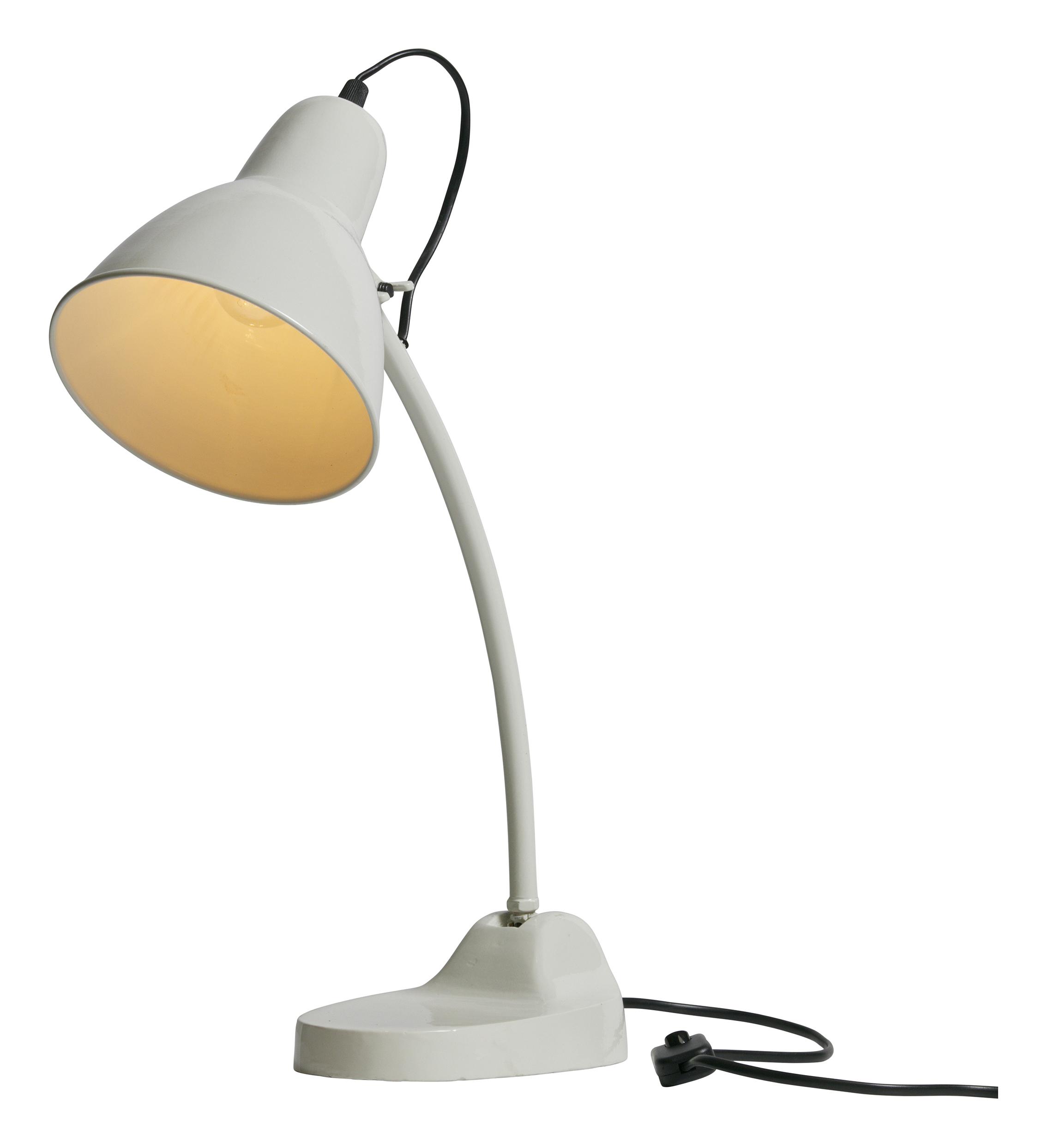 BePureHome Tafellamp 'Masterpiece', kleur Wit Verlichting | Tafellampen kopen