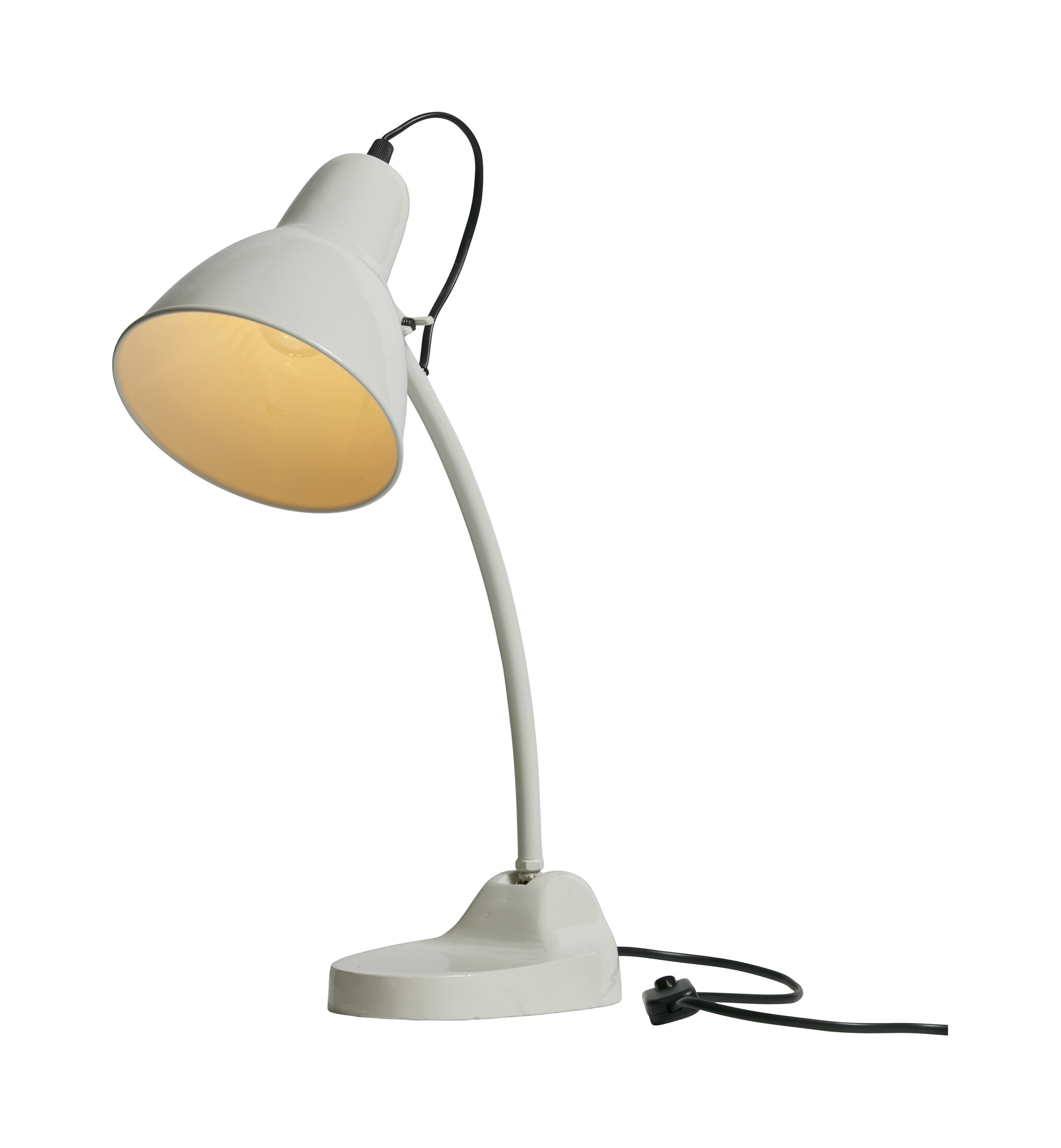BePureHome Tafellamp 'Masterpiece', kleur Wit korting