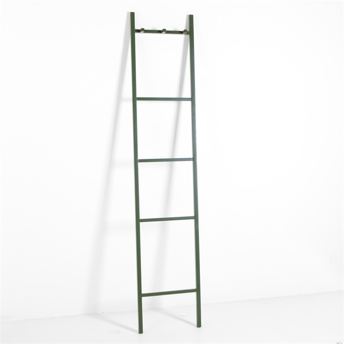 By-Boo Decoratie ladder 'Bookmark XL', kleur groen