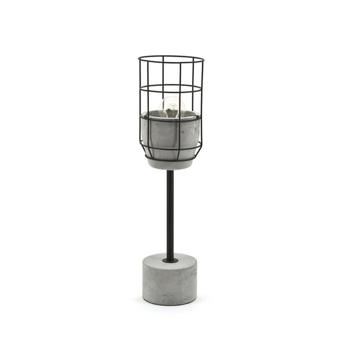 By-Boo Tafellamp 'Ara' beton Verlichting