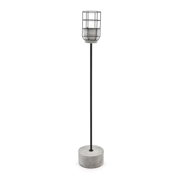 By-Boo Vloerlamp 'Condor' beton Verlichting
