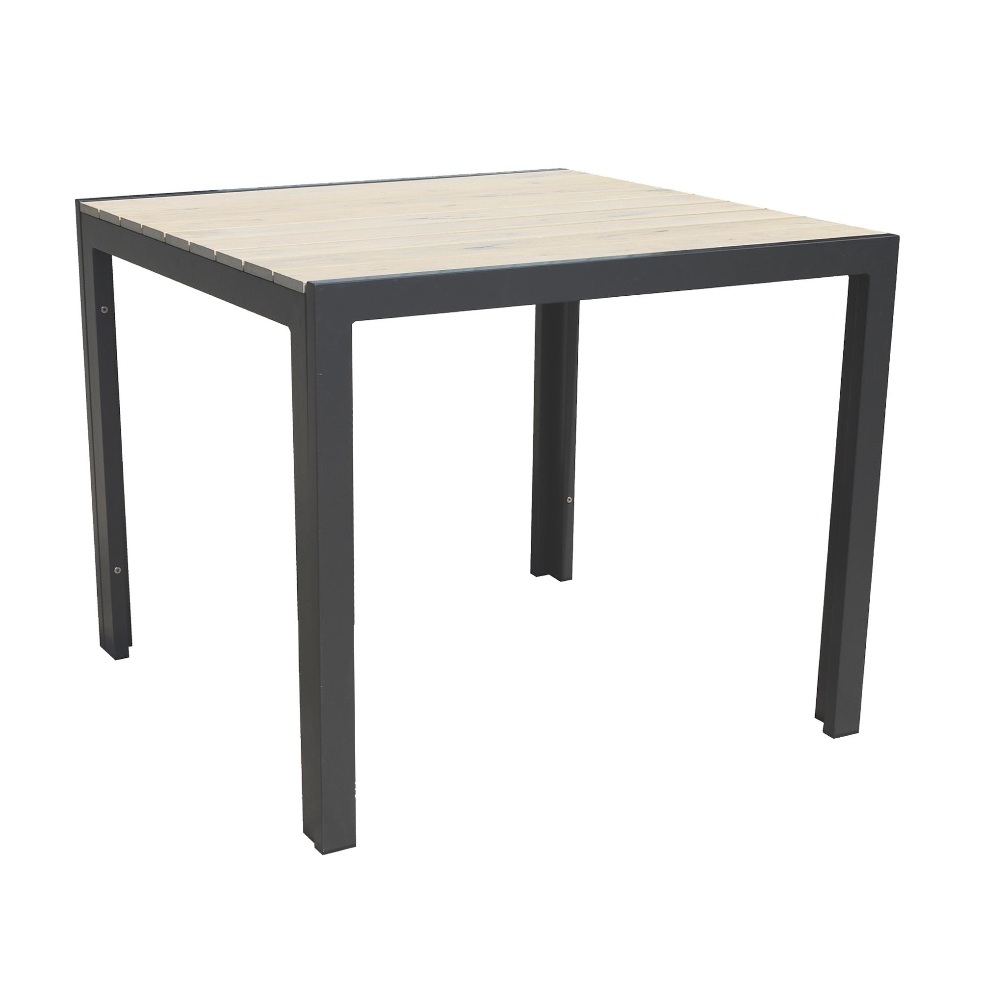 SenS-Line Tuintafel 'Jersey' 90 x 90cm, kleur zand