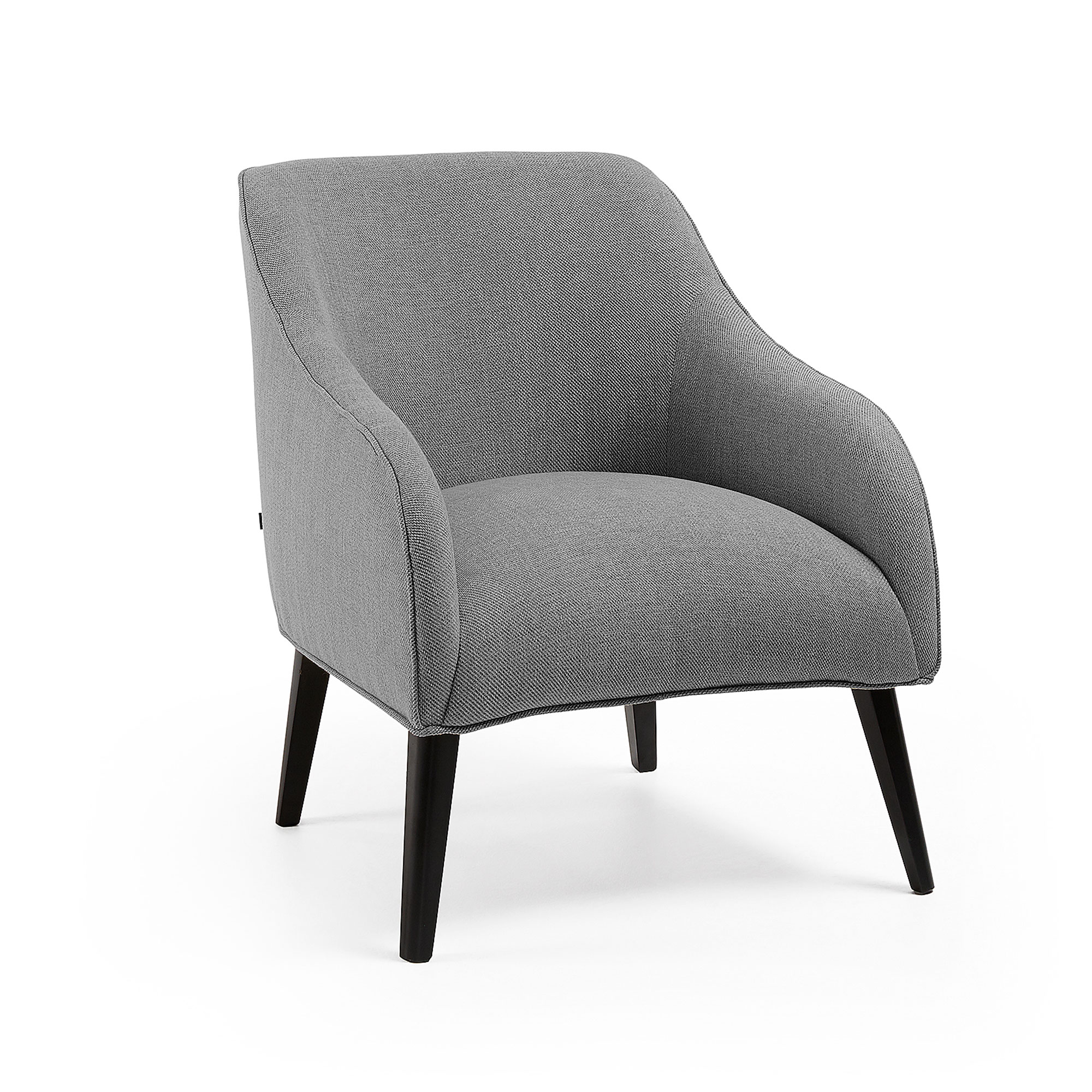 Kave Home Fauteuil 'Bobly', kleur Donkergrijs Kave Home te koop