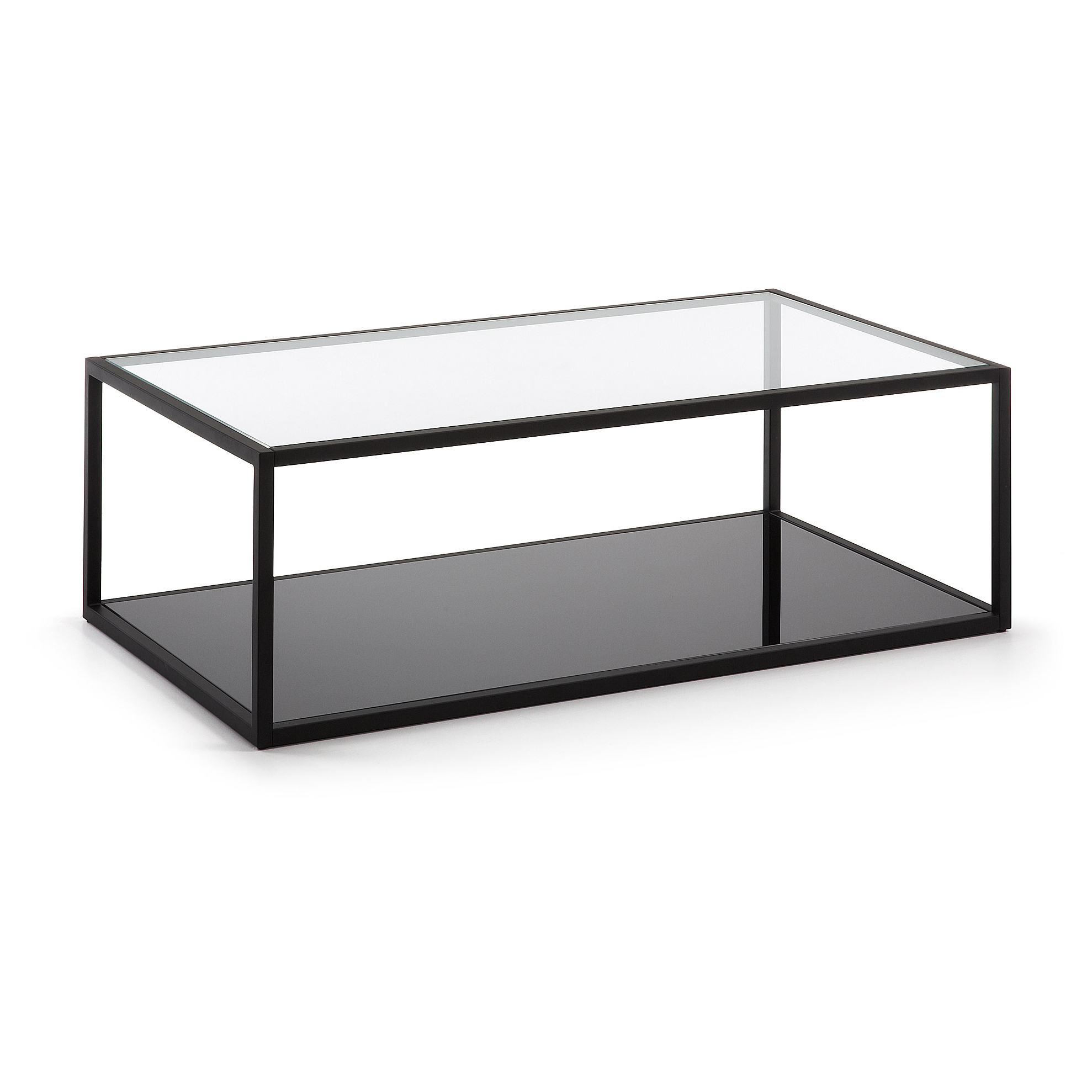 Kave Home Salontafel 'Blackhill' 110 x 60cm