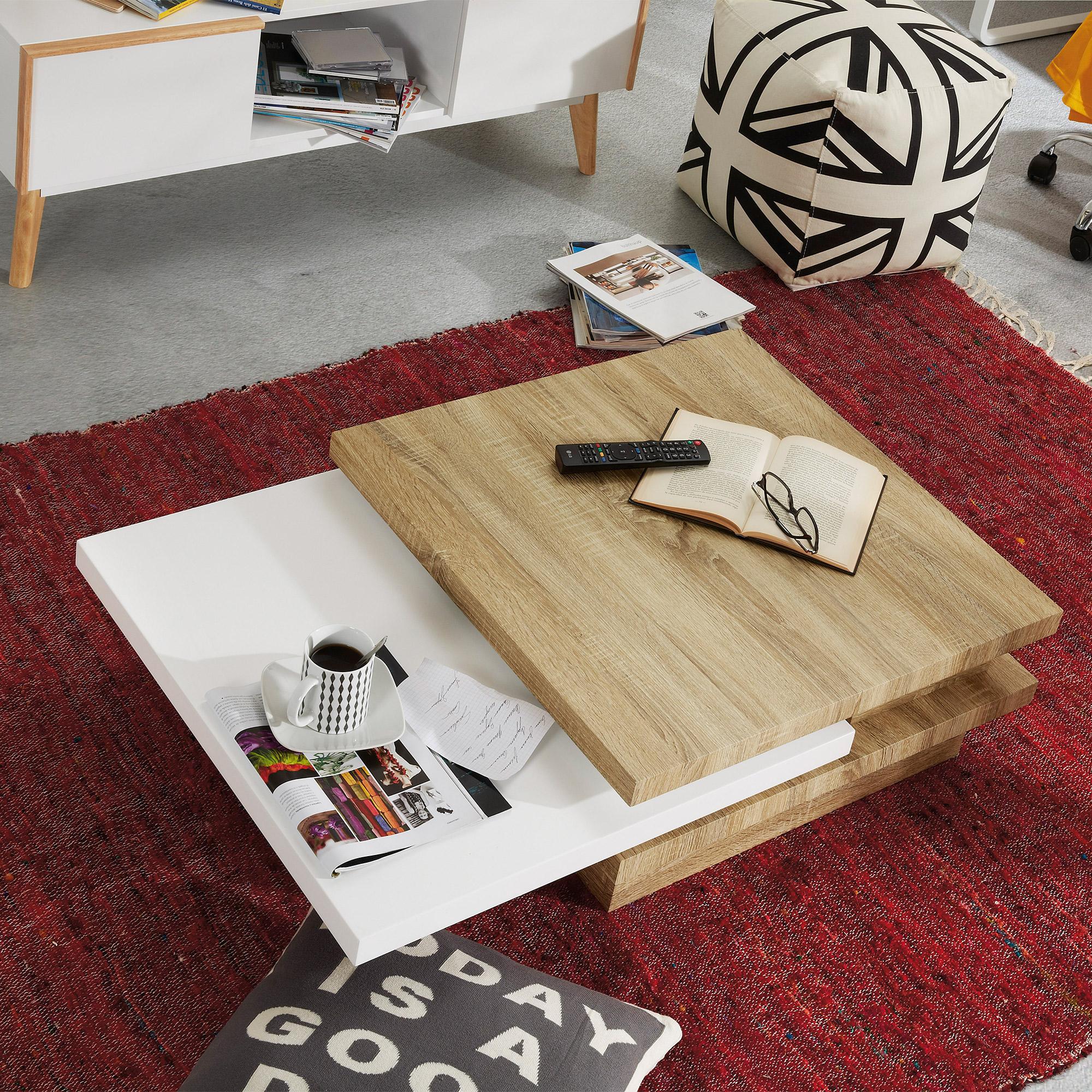 Vania Salon Tafel.Kave Home Salontafel Kiu Laforma Yuki Meubelpartner
