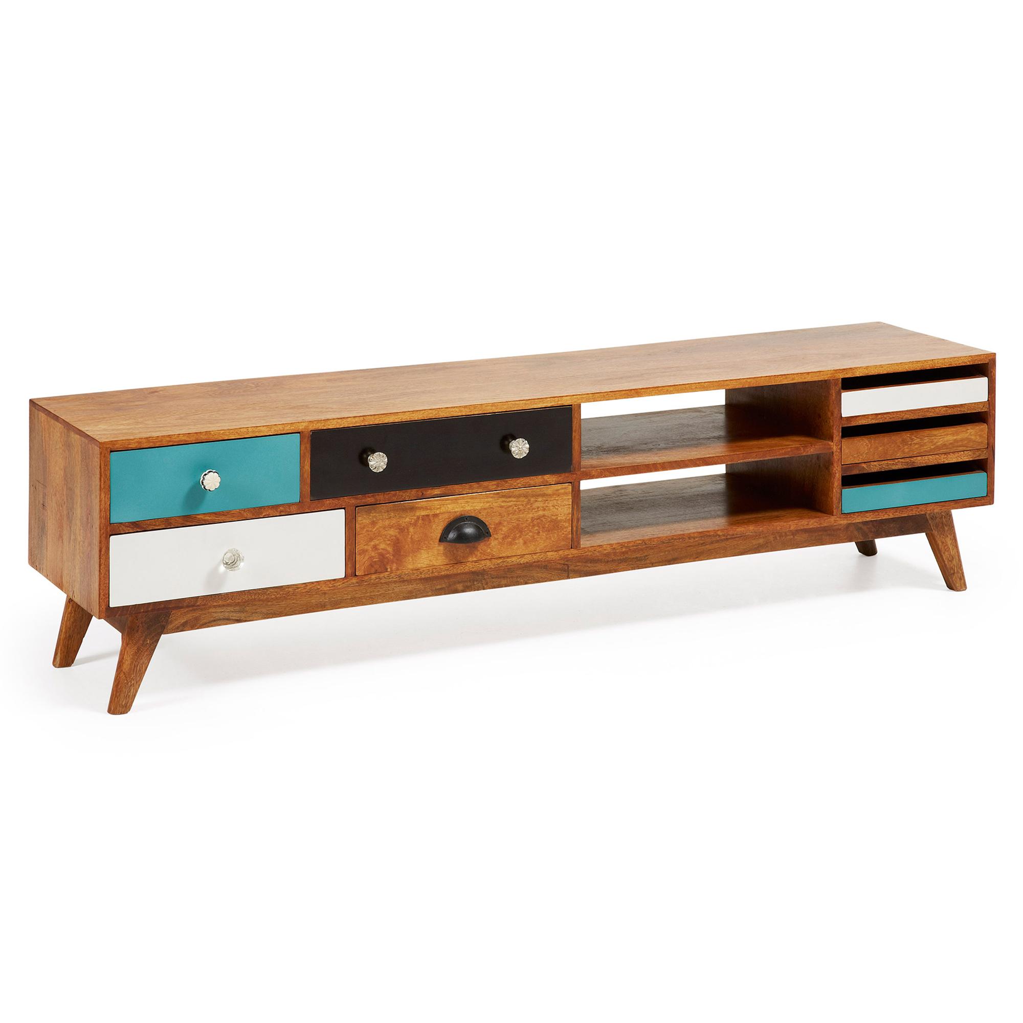 Kave Home Tv-meubel 'Conrad', met 7 laden vergelijken Kave Home