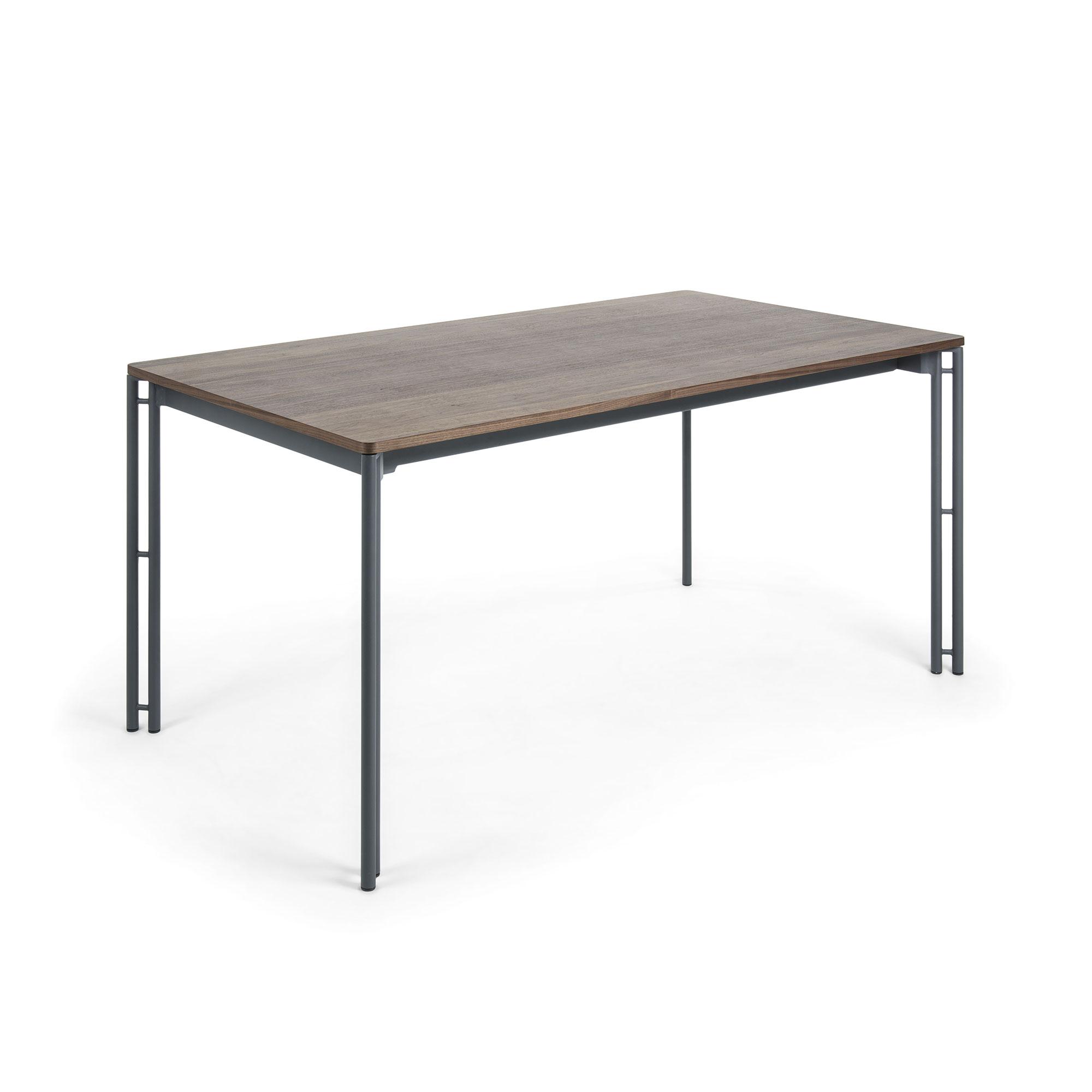 Uitschuifbare Eettafel 140 Cm.Kave Home Uitschuifbare Eettafel Kesia 160 220 X 90cm