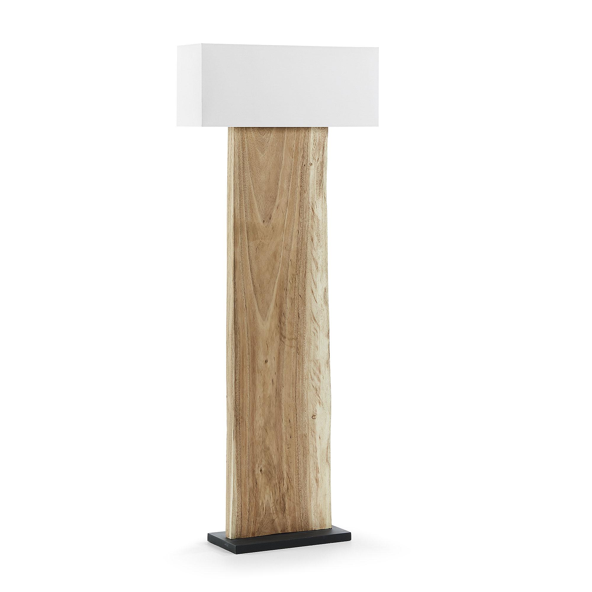 Kave Home Vloerlamp 'Annika', kleur Wit