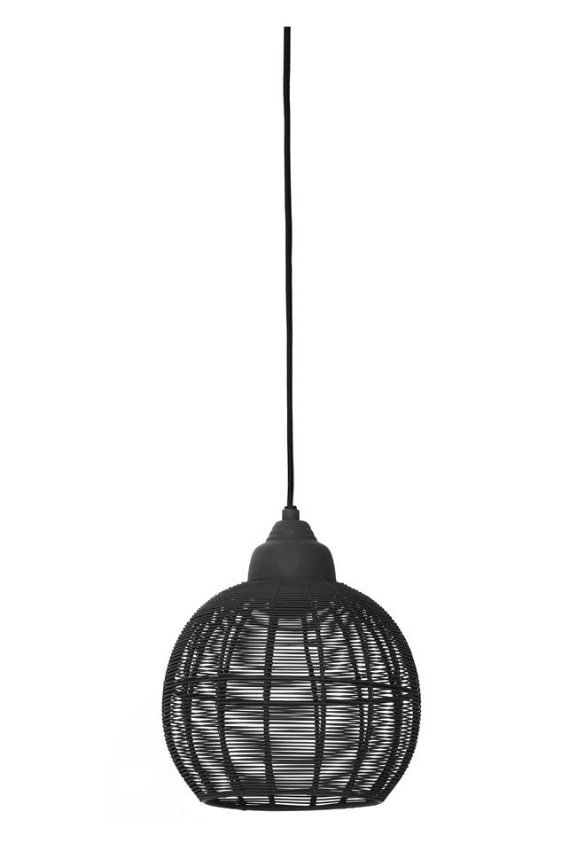 Light Living Hanglamp 'Milla' 22.5cm, cement Light Living Root Catalog
