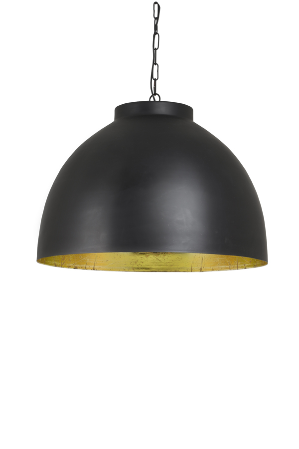 Light Living Hanglamp 'Kylie X' 60cm, kleur zwart Light Living Root Catalog