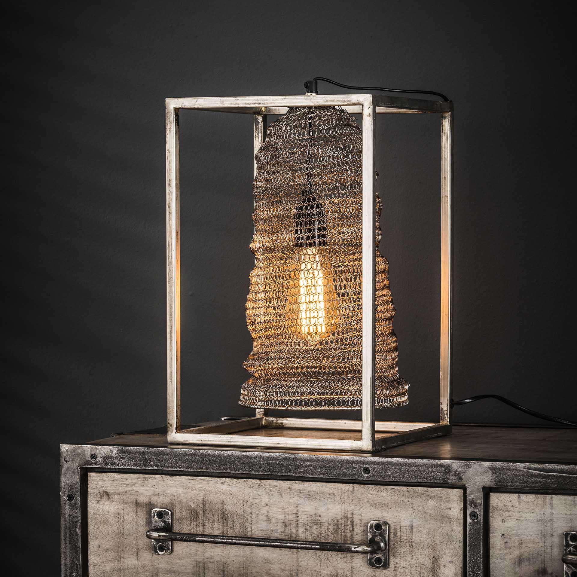 Tafellamp 'Barbara' Gaas Hangend korting