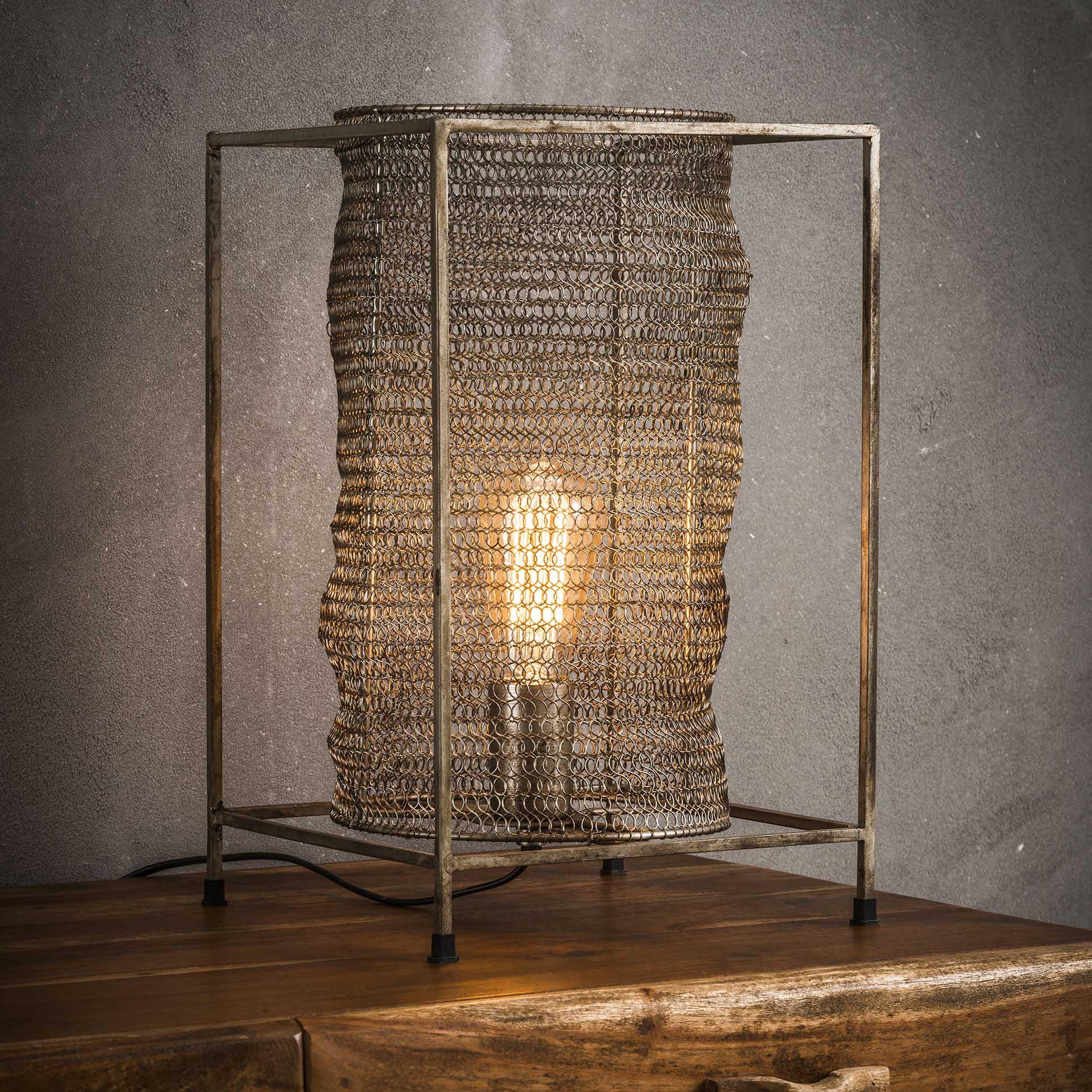 Tafellamp 'Burgess' Gaas Large korting