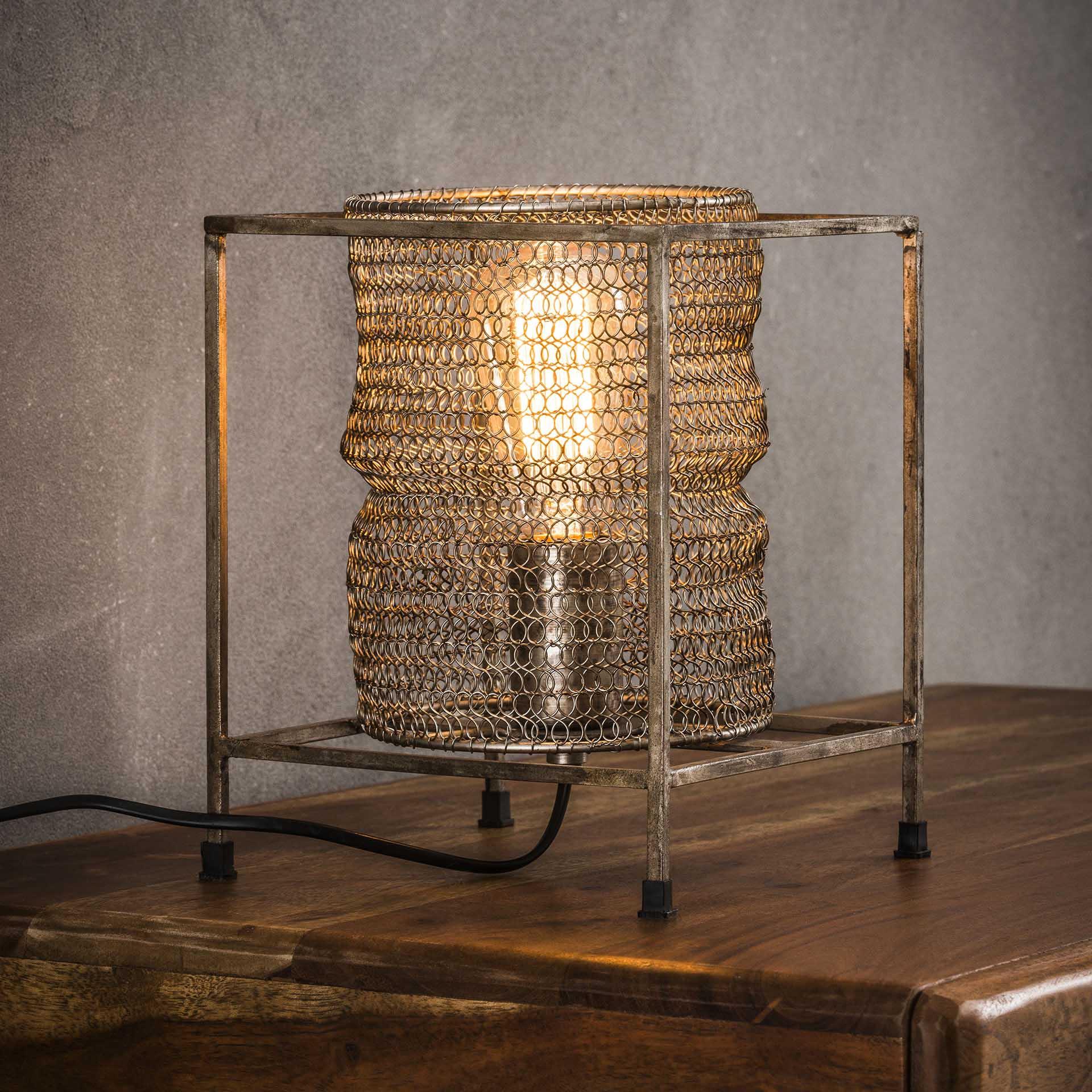 Tafellamp 'Burgess' Gaas Small korting