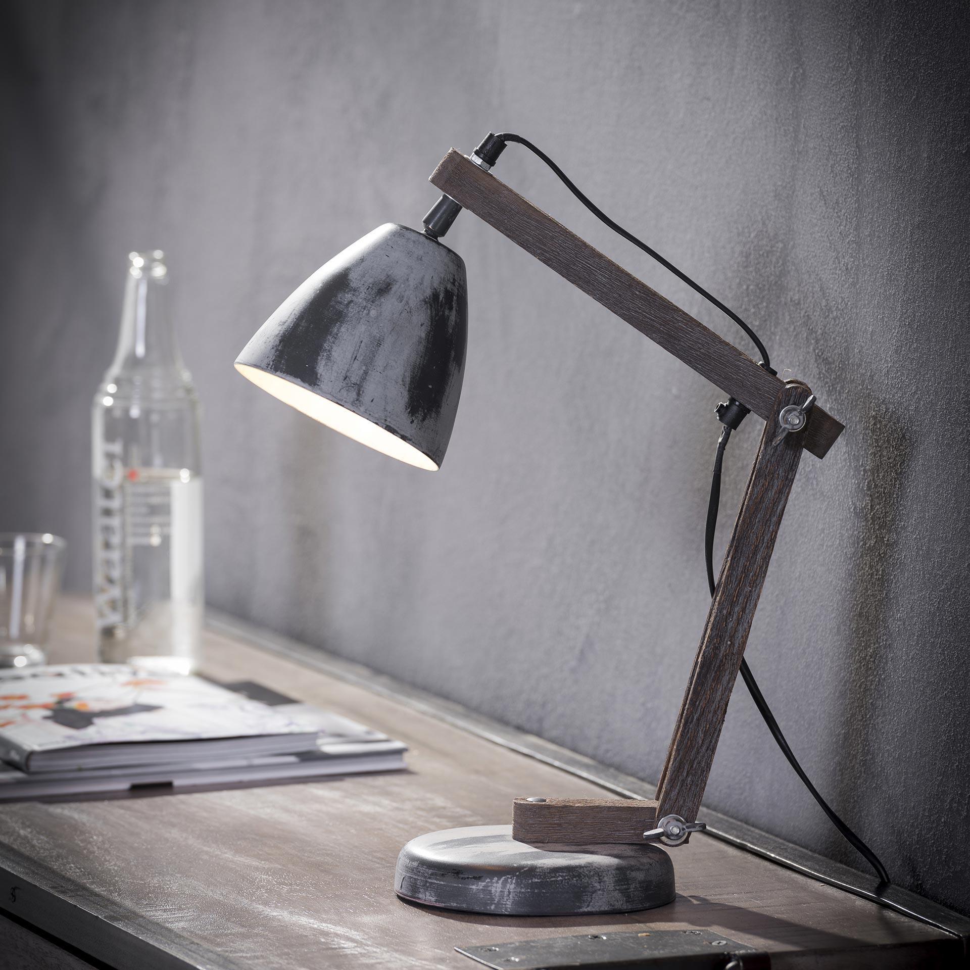 Tafellamp 'Michael' korting
