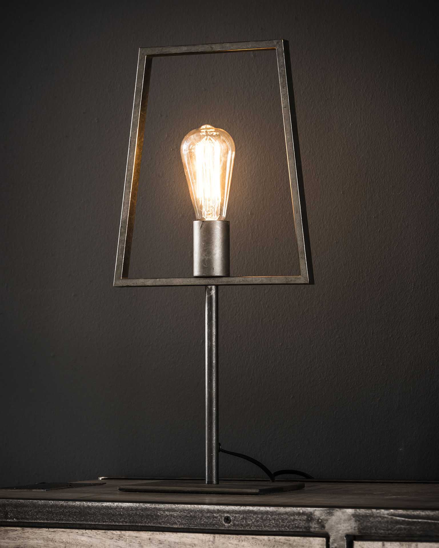 Tafellamp 'Minimal' 1-lamps Verlichting | Tafellampen kopen