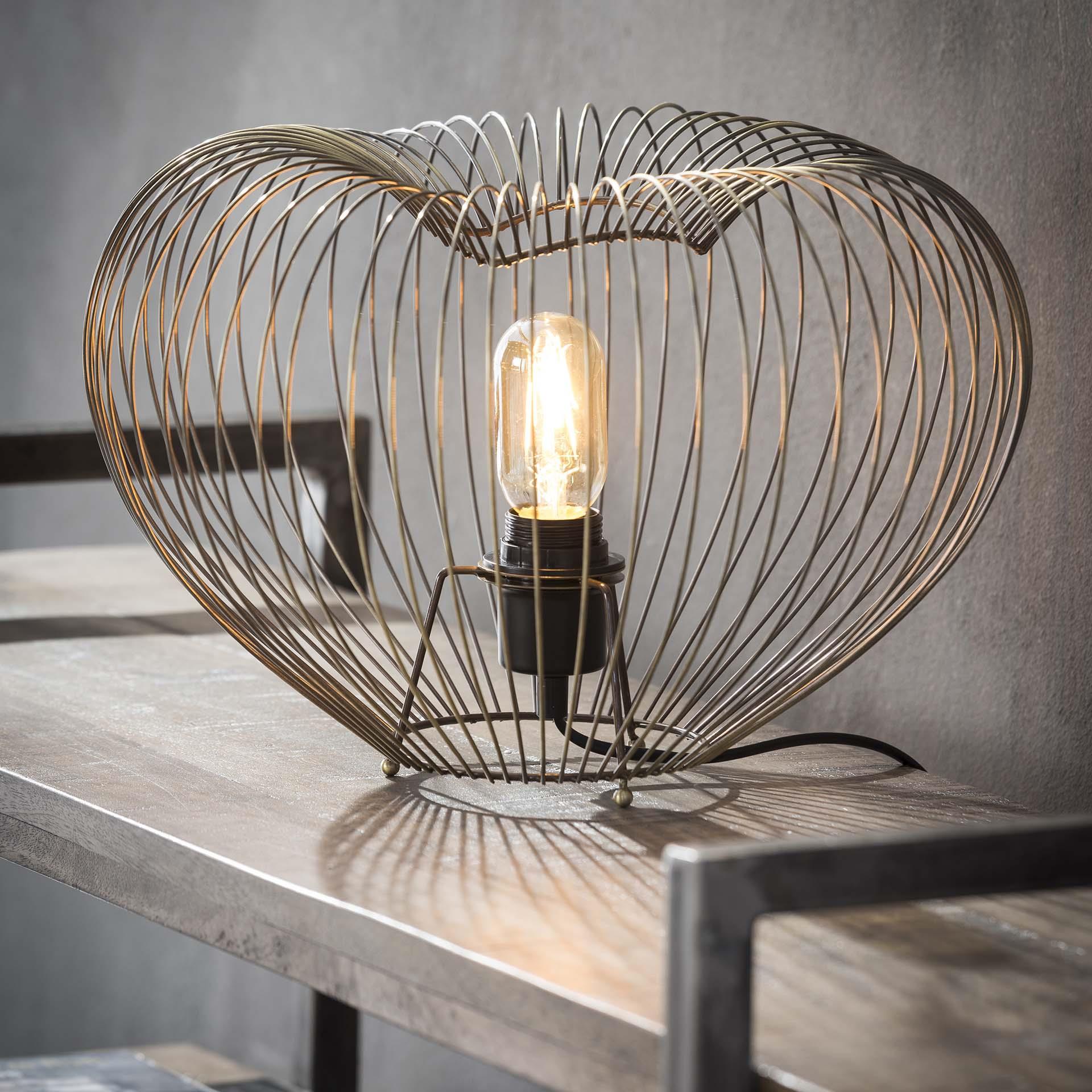 Tafellamp 'Van' korting