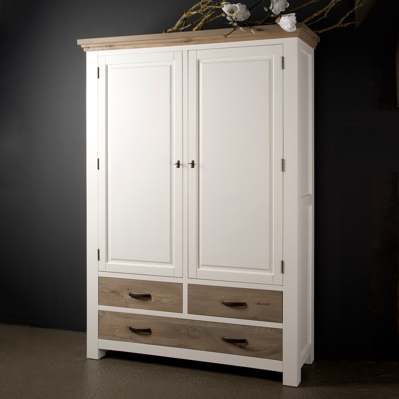 Tower Living Opbergkast XL 'Parma' kleur wit van Tower Living