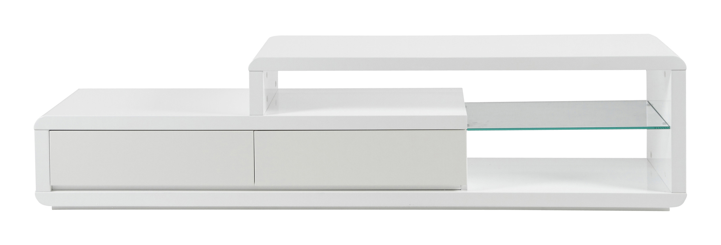 Bendt Tv-meubel 'Carsten' 180cm, kleur wit vergelijken Bendt