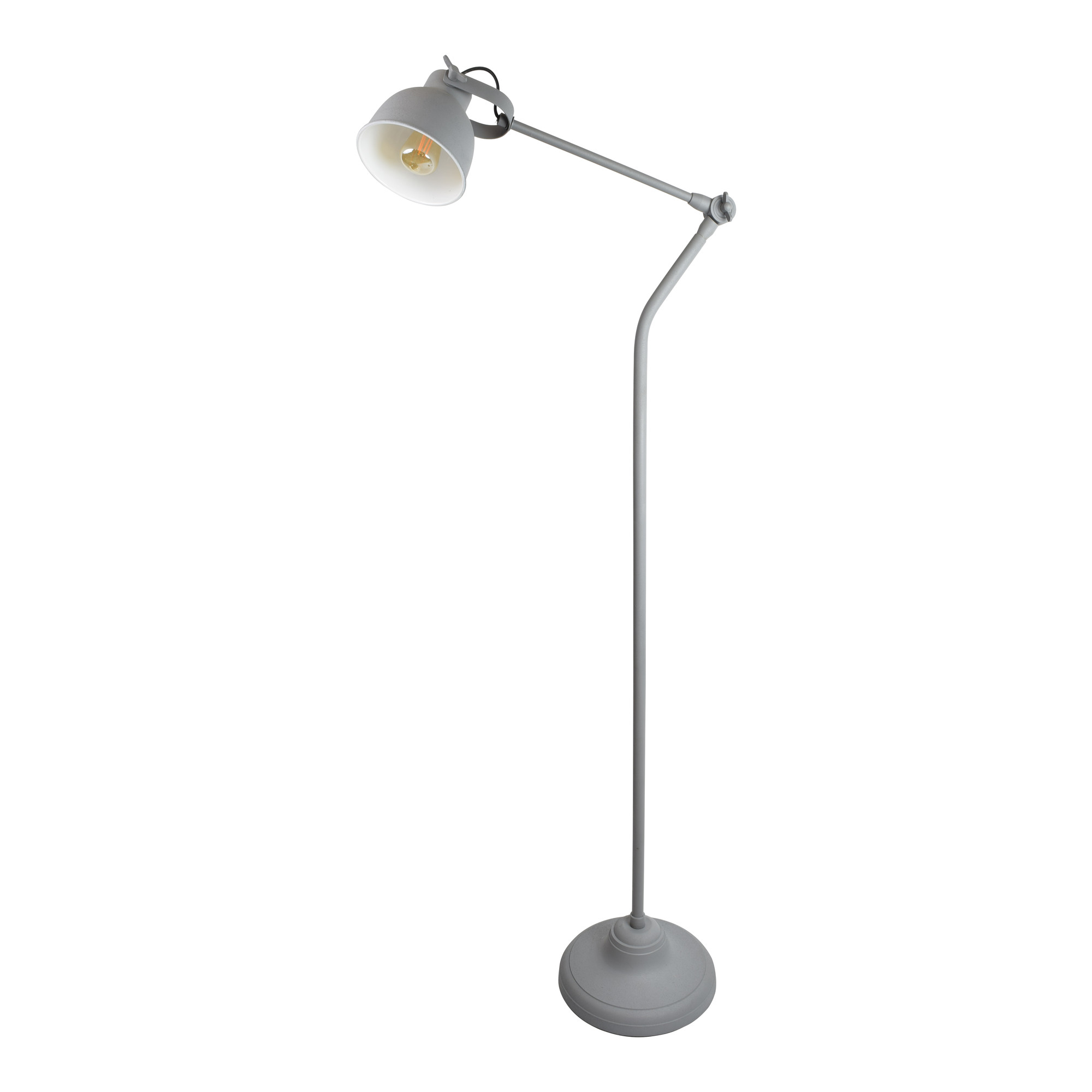 Root Catalog Urban Interiors vloerlamp 'Industrial', kleur Vintage Grey