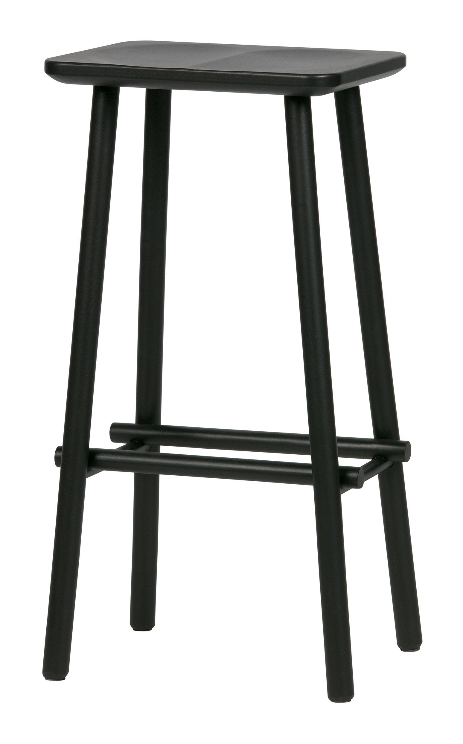 vtwonen Barkruk 'Butt', kleur Zwart
