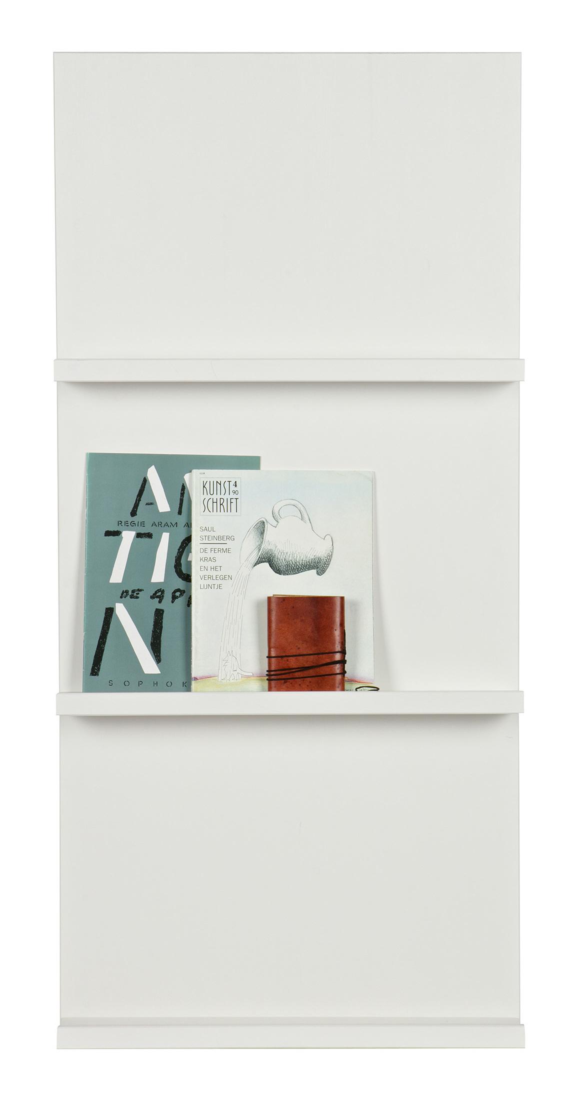 vtwonen Pronkrek Small, 120 x 56cm, kleur Wit met voordeel snel in huis via Meubel Partner