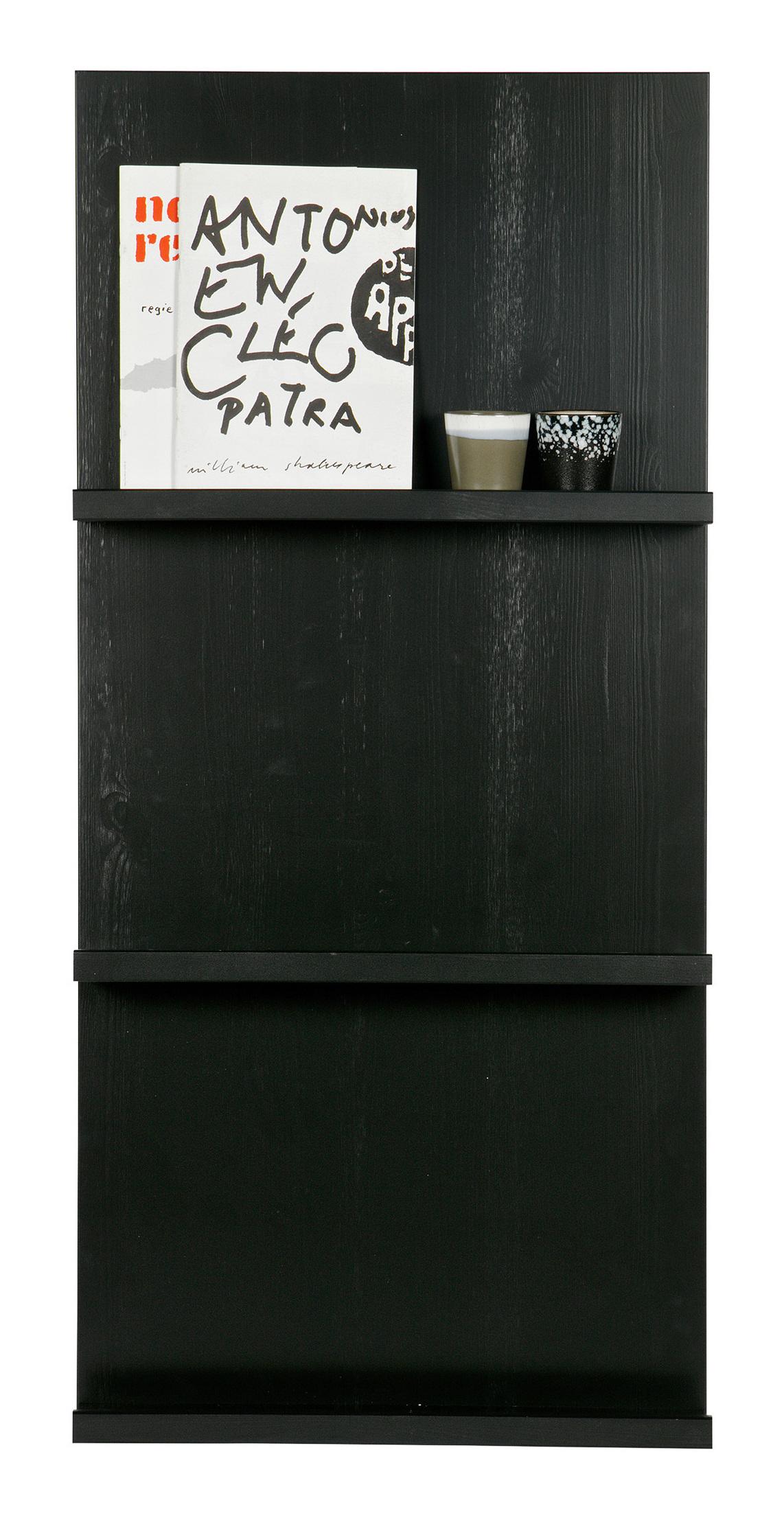 vtwonen Pronkrek Small, 120 x 56cm, kleur Zwart met voordeel snel in huis via Meubel Partner