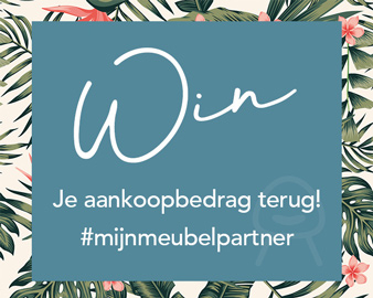 Win je aankoopbedrag terug!